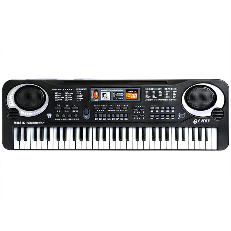 все цены на 2018 61-Keys Digital Music Electronic Keyboard Key Board Gift Electric Piano Gift JUL23_30 онлайн