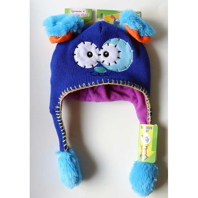 ... Myudi -Children s Hat Baby Amimal Squeeze Cap Monster Flap Flip Earflap  Flipeez Bonnet Boys Girls. RELATED PRODUCTS. Shark ... 850baf6514e3