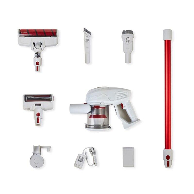 Original Xiaomi JIMMY JV51 aspirateur à main sans fil forte aspiration 10000 tr/min à faible bruit aspirateur à domicile aspirateur à poussière - 5