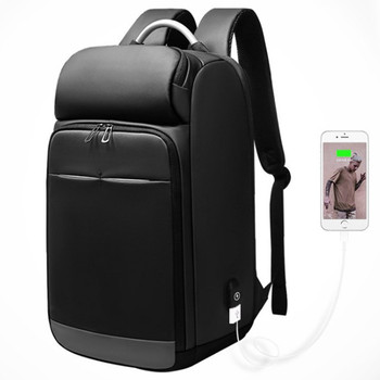 Multifunction USB charging Men 15 inch Laptop Backpacks Teenager School Bag Fashion Male Mochila Travel backpack anti thief Bags moyyi men travel backpack large capacity teenager male mochila anti thief bag 14 15 6 17 3 laptop backpack waterproof bags