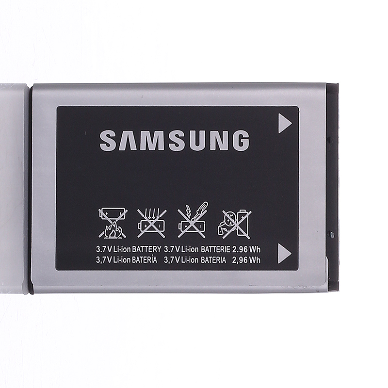 SAMSUNG 100% Genuine Original Replacement Rechargeable Mobile Battery For Samsung F299 C3300K X208 B189 B309 800mAh AB463446BU
