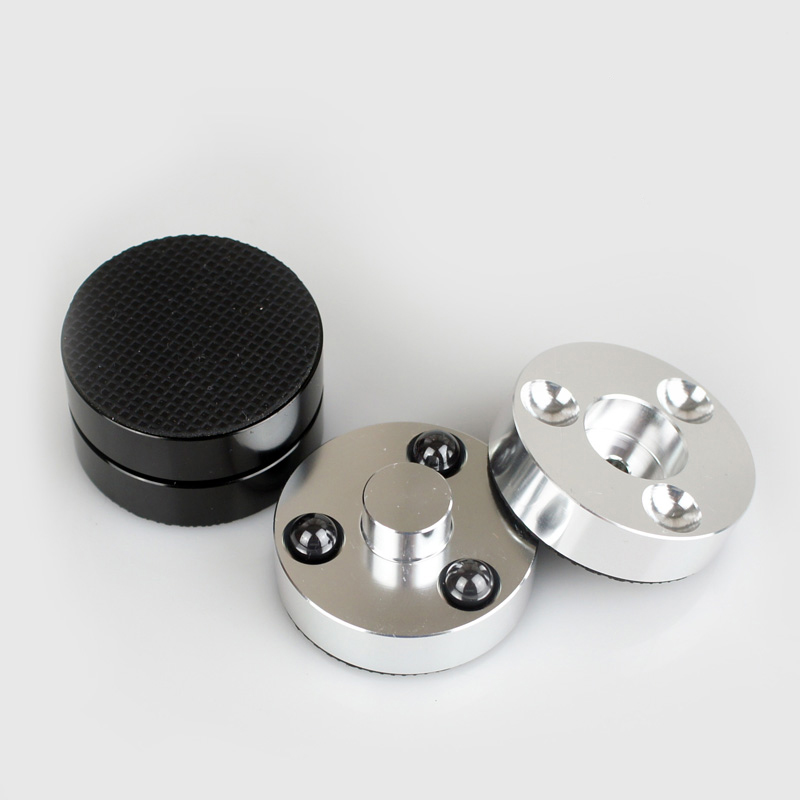 Confident Hifi Audio Speakers Amplifier Chassis Ceramic Beads Anti-shock Shock Absorber Foot Pad Feet Pads Vibration Absorption Stands Diversified In Packaging