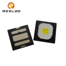 50 шт./лот OSLON черный плоский LUW HWQP H9QP-5M8M-HNJN-1 белый 3 Вт диод для налобных фонарей светодиодный лазерный ночное видение
