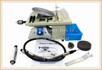 The third generation of multi-functional jade mini table saw,multi-purpose jade carving machine , grinding polishing machine