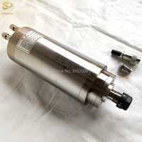 500w spindle aircool 24 spindle air cooled cnc spindle motor brushless