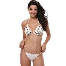 c1971737e67c Compra white crochet triangl swimwear y disfruta del envío gratuito ...
