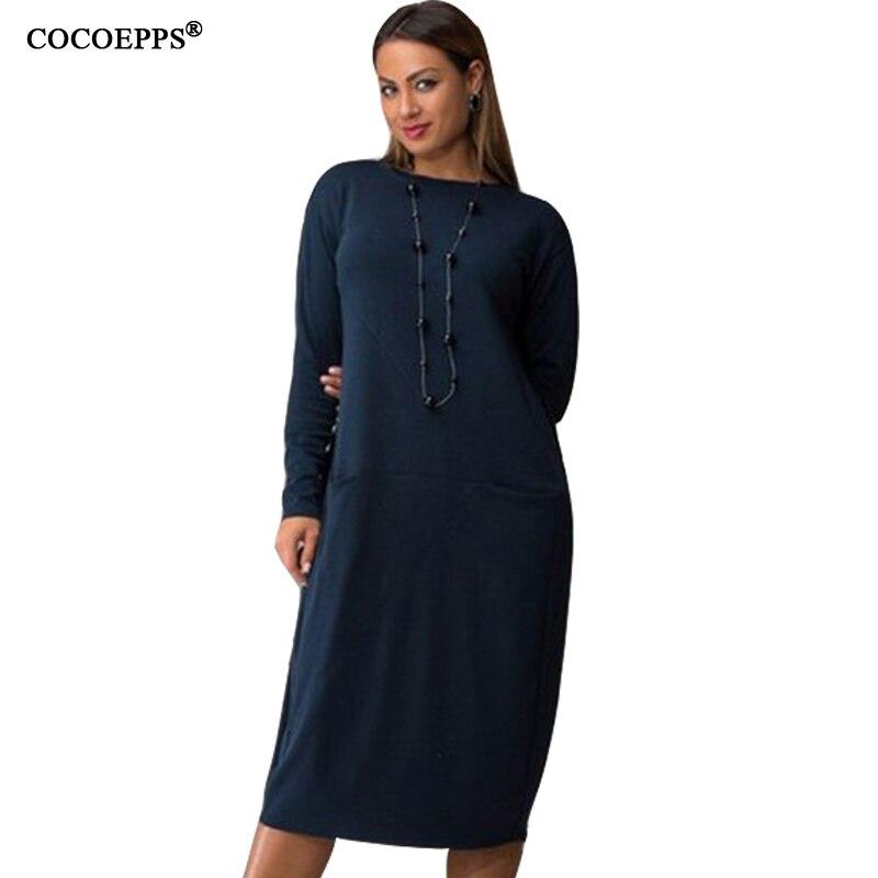 Plus Size Winter Dresses for Women