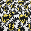 Batman Family Lycra Knitted Cotton Fabric Scalable DIY Pet Clothes Sewing Patchwork Baby Girl Boy Shirt