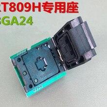 BGA24 отложным воротником DIP8 разъем Размер 6*8 мм матрица IC АДАПТЕР RT809H/RT809F