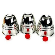 New arrival Big size Cups and balls for party magic sets magic