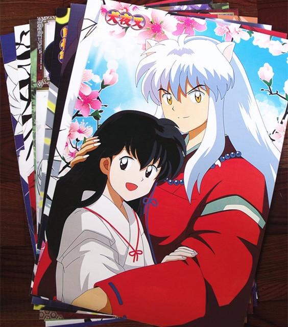 89 Foto Gambar Anime Inuyasha Paling Bagus
