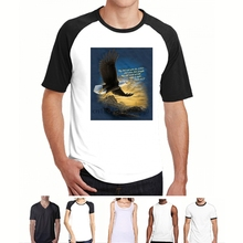 Christian T-Shirt Eagle S-6XL