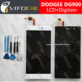 Doogee DG900 LCD Display + Touch Screen 100% Original New Assembly Panel Replacement For DOOGEE Turbo2 mobile phone + Free ship