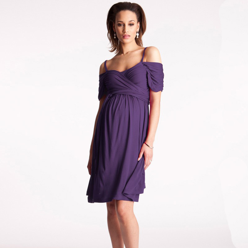 Más ropa de tamaño para las mujeres embarazadas elegante Maternidad ...