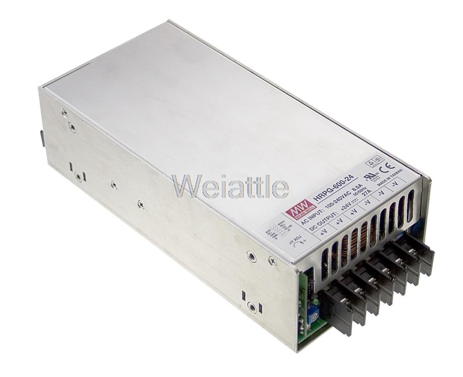 Moyenne bien original HRP-600-36 36 V 17.5A meanwell HRP-600 36 V 630 W sortie unique avec fonction dalimentation PFCMoyenne bien original HRP-600-36 36 V 17.5A meanwell HRP-600 36 V 630 W sortie unique avec fonction dalimentation PFC