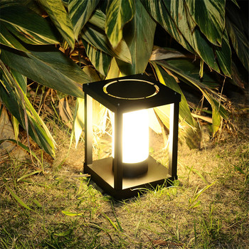 BEIAIDI Modern IP65 Outdoor Led Pillar Lamp Villa Square Park Column Light Waterproof Landscape Fence Gate Stigma Street Light