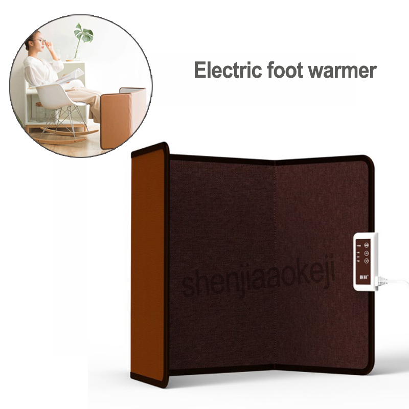 1pc New Warm foot pad Speed hot  foldable thermostat small Electric foot warmer treasure office home 220v 180w 1pc New Warm foot pad Speed hot  foldable thermostat small Electric foot warmer treasure office home 220v 180w