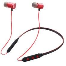 Sport Neckband Wireless Headset Waterproof Blutooth Earphone With Microphone Hifi For Xiaomi Huawei