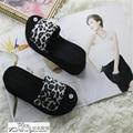 Lady'S Sandal Women Beach Home Flip Flops Slippers Flat Sandals Shoes Yw Style Summer Platform Elastic Strap Wedges High