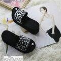 Sandalia de la señora de Las Mujeres de Playa Flip Flop Casa Zapatillas Sandalias Planas de Los Zapatos Estilo Yw Verano Plataforma Cuñas Correa Elástica de Alta