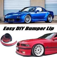 NOVOVISU For Mazda Savanna RX7 RX 7 RX 7 FC FD Bumper Lip / Front Spoiler Deflector For Car Tuning / Body Kit / Strip Skirt