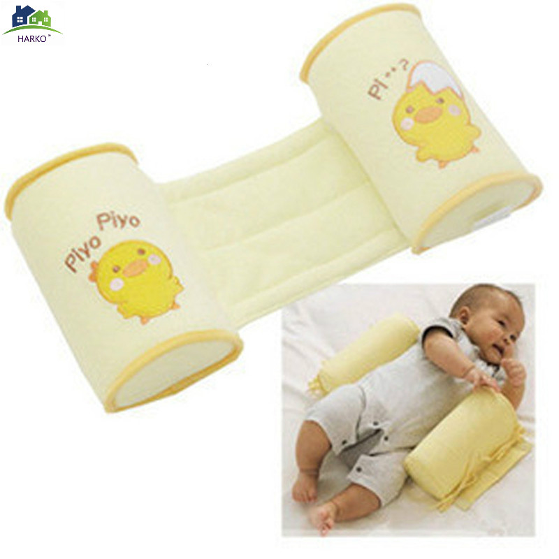 Baby Bedding 37*22*6cm Baby Pillow Cartoon Pp Cotton Baby Head Protection Pad Toddler Headrest Pillow Baby Sleep Positioner Anti Fall Cushion