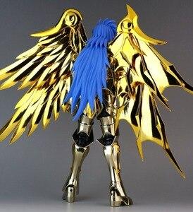 Image 3 - GT ของเล่นที่ยอดเยี่ยม Saint Seiya ตำนาน Soul of พระเจ้าทองผ้าโลหะ Gemini Saga SOG ไม่มีวัตถุ
