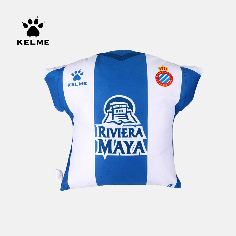 Kelme Spanish Pillow Cotton Wu Lei 24th Fans Supplies Souvenirs 9996543