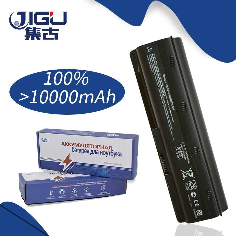 JIGU 12 Cells Battery For HP For PAVILION DM4 DV3 DV5 DV6-6000 DV7-1400 G62 G42 G6 For Compaq Presario CQ32 CQ42 CQ43 CQ56 CQ57
