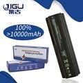 JIGU 12 celdas batería para HP PAVILION DM4 DV3 DV5 DV6-6000 DV7-1400 G62 G42 G6 para Compaq Presario CQ32 CQ42 CQ43 CQ56 CQ57