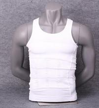 Healthsweet Slim Men's Belt Body Sculpting Polyamide Nylon Men Vest Waist Abdomen Slimming Underwear Beer Belly