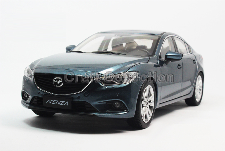 масштабные модели авто mazda 6 2014
