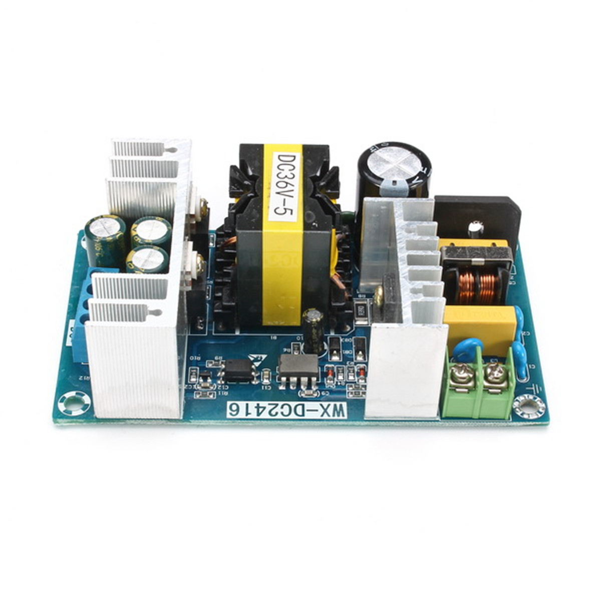 36V 5A 180W AC-DC Switching Power Supply Board High Power Industrial Module 60Hz New aiyima 36v 180w ac dc switching power supply board high power industrial power supply module