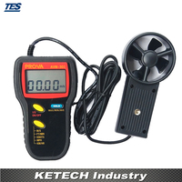 Wind Anemometer Meter Wind Speed Tester AVM301