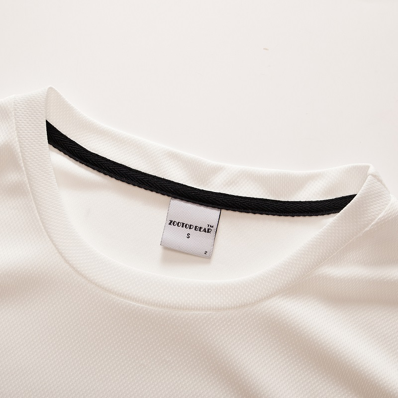 Camiseta blanca 3D calavera 7