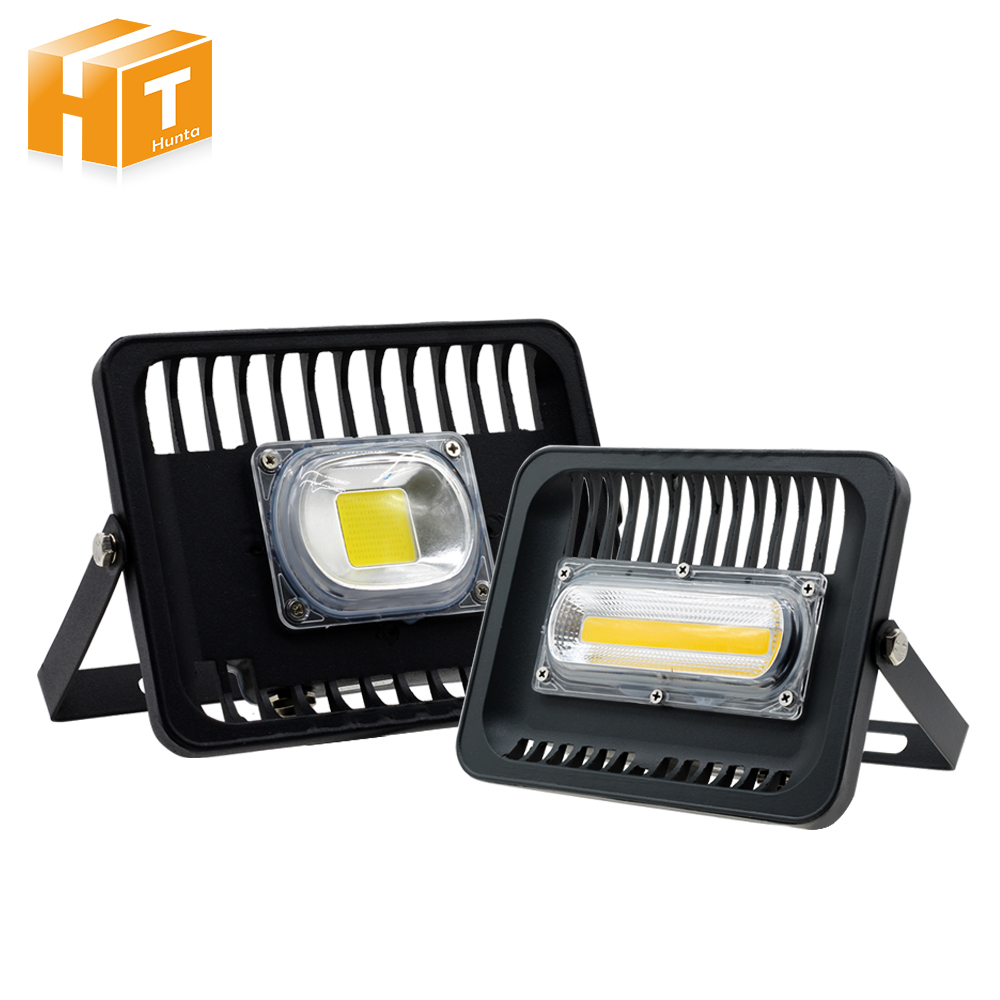 LED Floodlight 50W Portable Rechargeable Thin Cordless Daylight Color Waterproof Camping & Outdoor