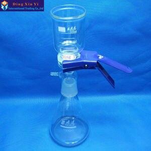 Image 2 - 1000 ml di Vuoto di filtrazione apparecchi, filtro a membrana, Sabbia Core Filtro Attrezzature