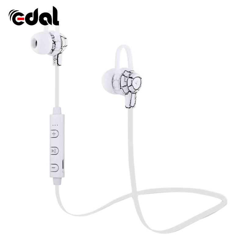 Stereo Bluetooth Earphone Mini V4.1 Wireless Crack Headphone Earbuds Hand Free Headset Universal For Samsung iPhone7 For Sony koyot universal bluetooth 4 1 wireless stereo earphone earbuds sport headset cvc 6 0 headphone for iphone 7 6 plus