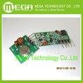1 лот = 50 пара = 100 шт. вч-модуль беспроводной приемник и передатчик доска обыкновенная супер-регенерации 433 мГц DC5V ( ASK / оок )