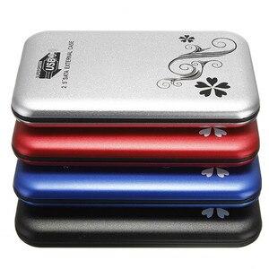 Image 2 - 金属ケースポータブル外部ハードドライブ 2.5 HDD 1 テラバイト Usb 3.0 ノート Pc 携帯ハードドライブ Windows Mac