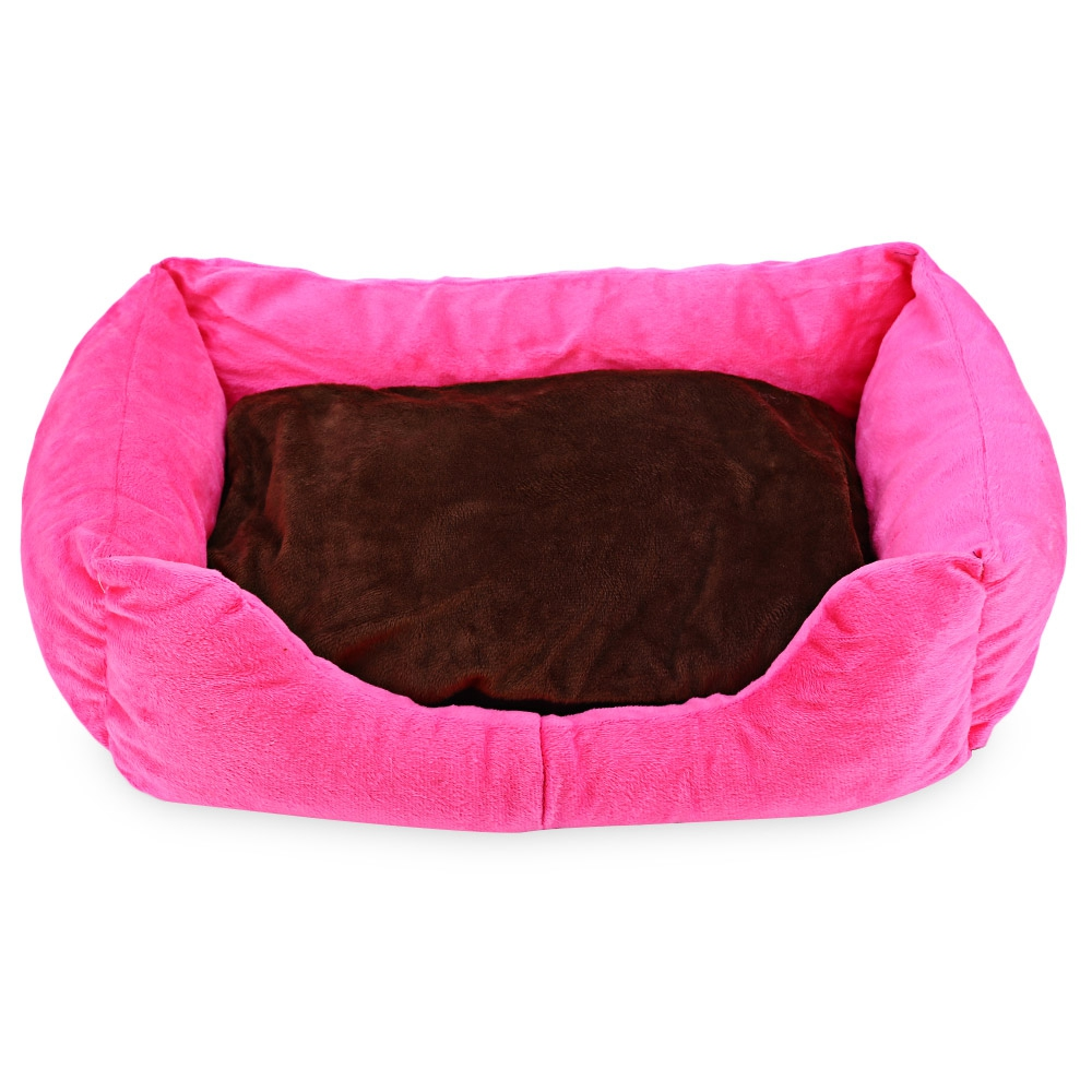 Soft Washable Pet bed Fruit Color Pet Dog Cat Bed Pet House Nest Pad ...