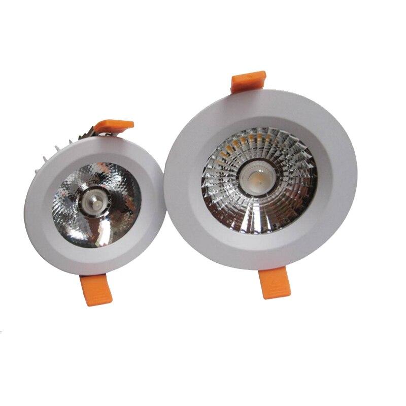 vezető nélküli Led Downlights 5W 7W 9W 12w 220V LED Mennyezeti - LED Világítás - Fénykép 6