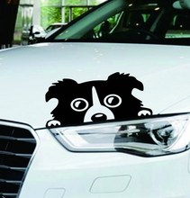 Reflective Car Stickers applique Auto Climb dog decoration car-styling Automobiles Motorcycles Exterior Accessories Supplies