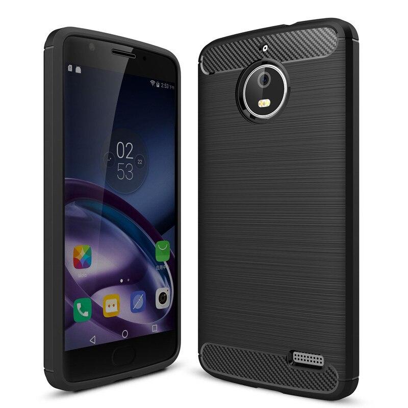 For Motorola Moto E4 Case Luxury Protective Back Cover Case For MOTO