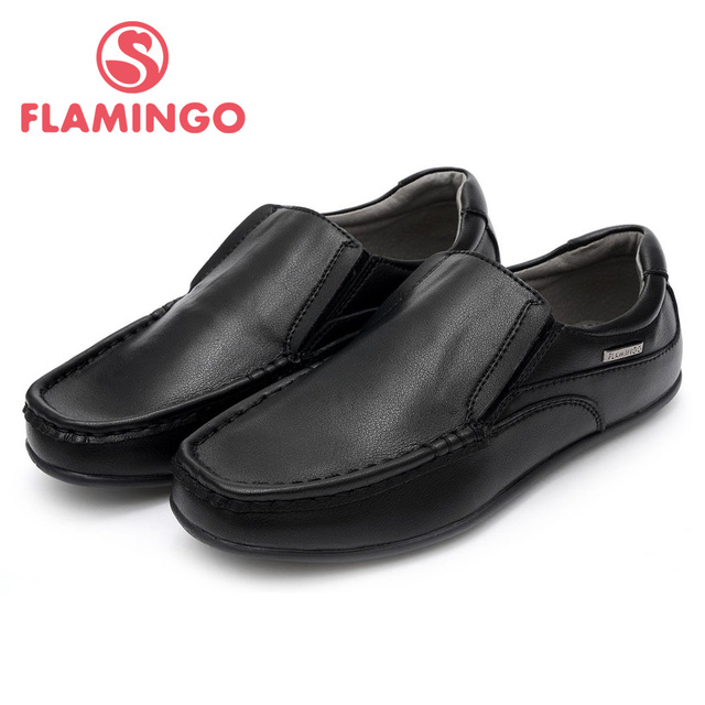 FLAMINGO 100% Russian Famous Brand 2016 New Arrival Spring & Autumn children Fashion High Quality Shoes 52-XT119
