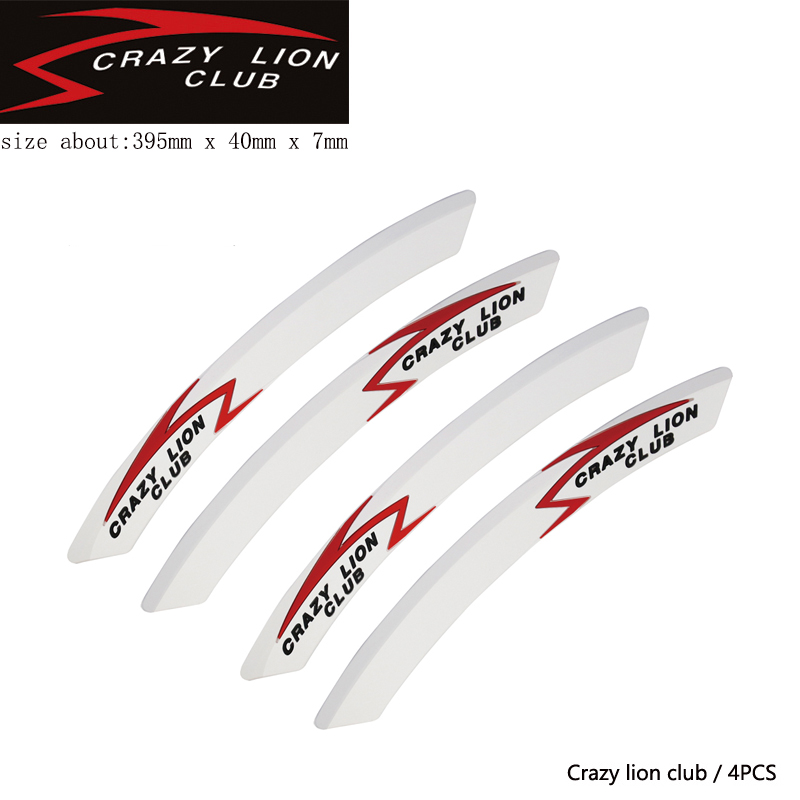 Car Wheel Eyebrow Decoration Protection Car Styling Car Anti collision Strip For ALFA ROMEO 147 159 156 mito giulietta 166|Styling Mouldings| |  - title=