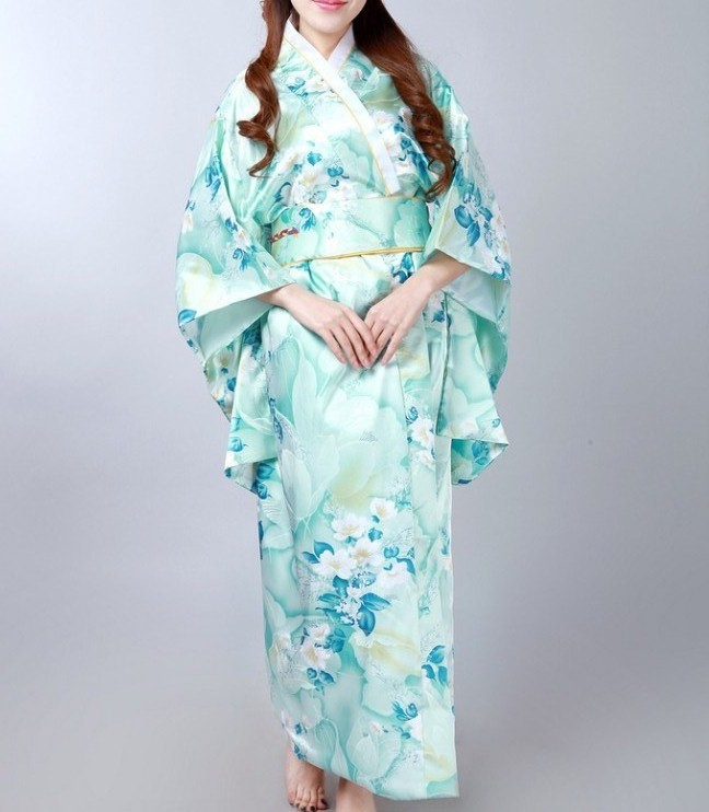 Online Buy Wholesale kimono dress traditional japanese from China ...