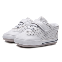 Baby Shoes Girls Boys Sport Shoes Antislip Soft Bottom Kids Baby Sneaker Casual Flat Sneakers white Shoes size 11 13 New