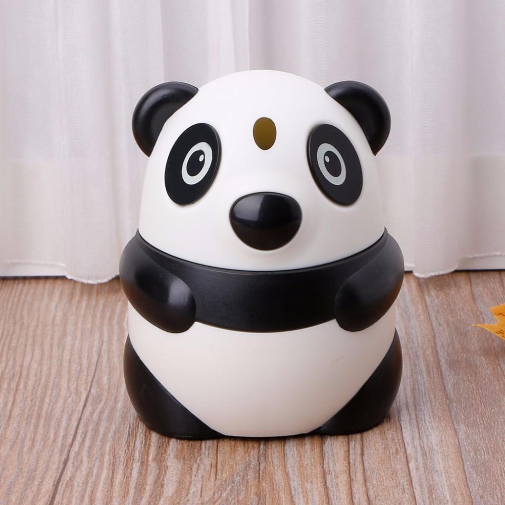 Cute Cartoon Panda Automatic Toothpick Holder Creative