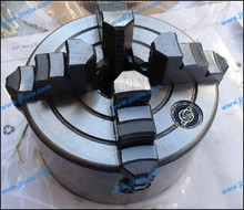 цена на 4 jaw lathe chuck for welding positioner Four Jaw Independent Chucks K72-80